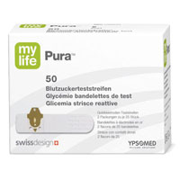mylife pura Teststreifen